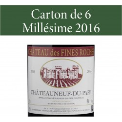 Château Fines Roches rouge 2016